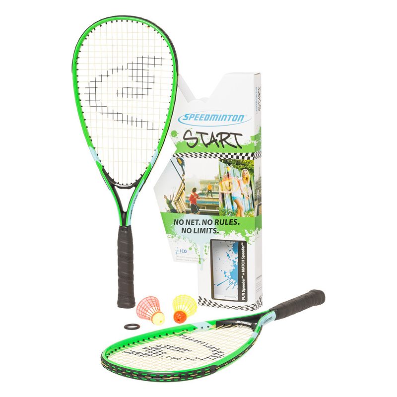 Speedminton Set Start badmintona rakete