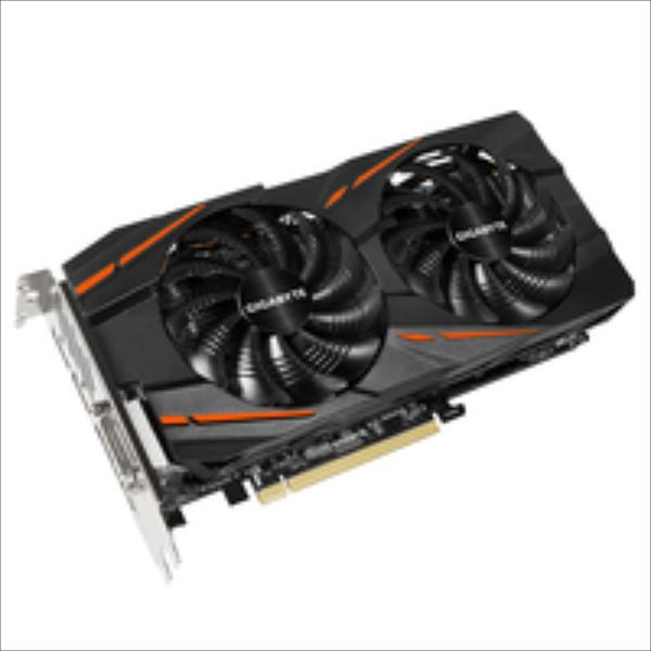 Gigabyte Radeon RX 480, 4GB GDDR5 (256 Bit), HDMI, 3xDP video karte