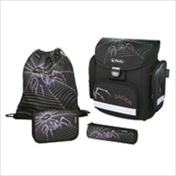 Herlitz Midi Plus Spider - (11407640) Skolas somas un penāļi