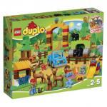 LEGO Duplo Forest Park 10584 LEGO konstruktors