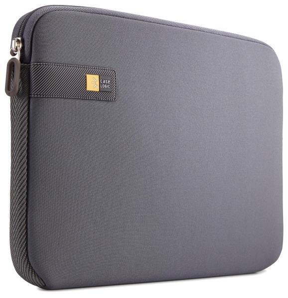 Case Logic LAPS113GR universāla soma portatīvajam datoram līdz 13.3 collām Pelēka portatīvo datoru soma, apvalks