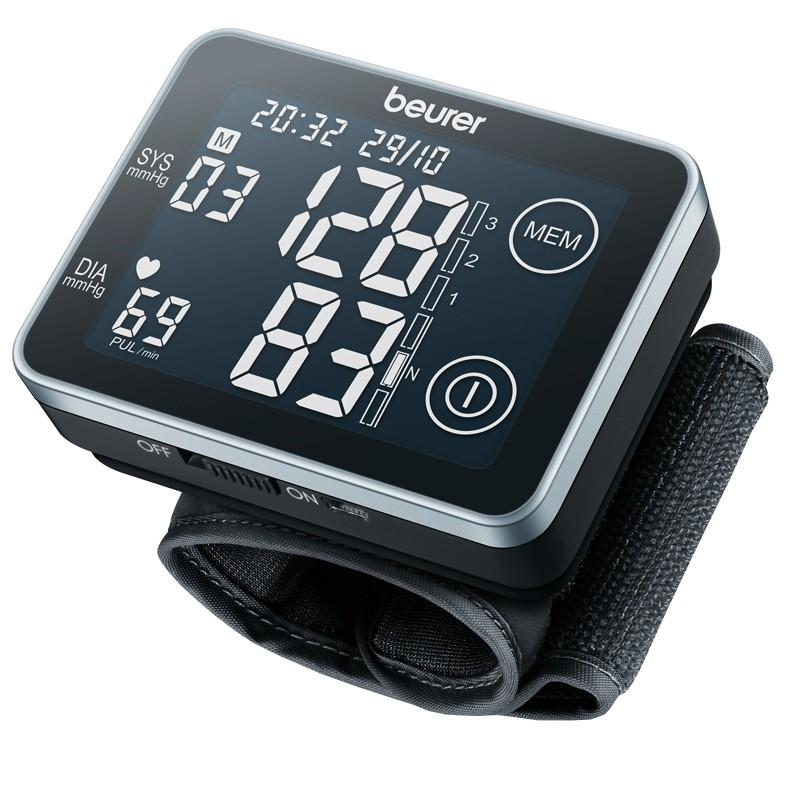 Beurer BC58 asinsspiediena mērītājs