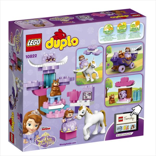 LEGO Sofia the First Magical Carr. V29  10822 LEGO konstruktors
