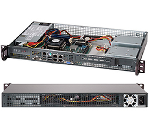 Supermicro 2U, 920W PS (red. Plat. Level) 24x 2.5 Hot-swap drive bays