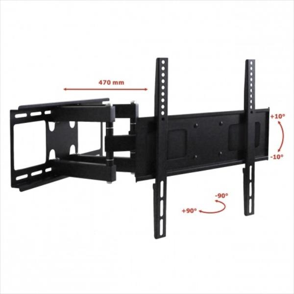 ART Holder AR-70 for  LCD/LED/PLASMA 23-55'' 45kg reg. vertical/horizontal TV stiprinājums