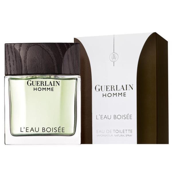 Guerlain L'Homme L'Eau Boisee 80ml Vīriešu Smaržas