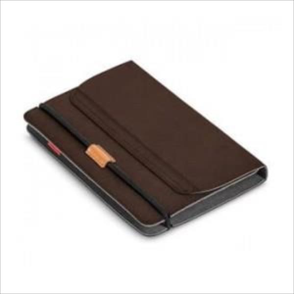 Acme LOOP Tablet cover-stand, 7-8, Chocolate brown planšetdatora soma
