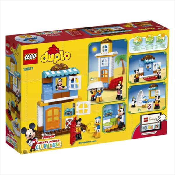 LEGO Mickey & Friends Beach House V29  10827 LEGO konstruktors