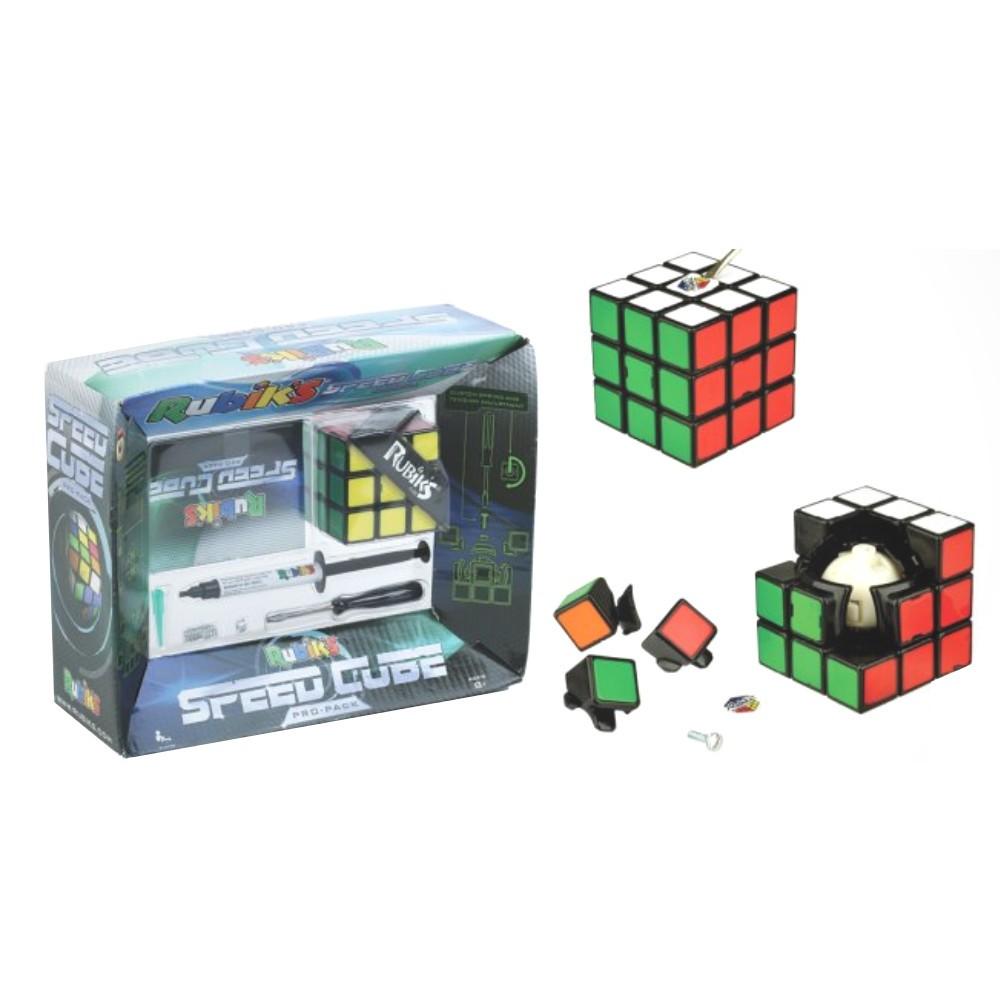 RUBIK speed cube 3x3 galda spēle