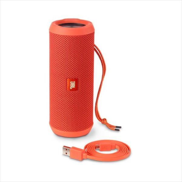 JBL FLIP3 Bluetooth Orange datoru skaļruņi