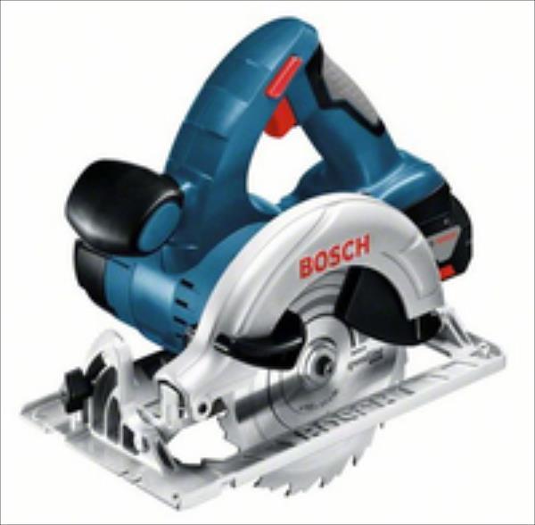 Bosch GKS 18 V-Li Professional 2 x 4,0 AH Akku Elektriskais zāģis