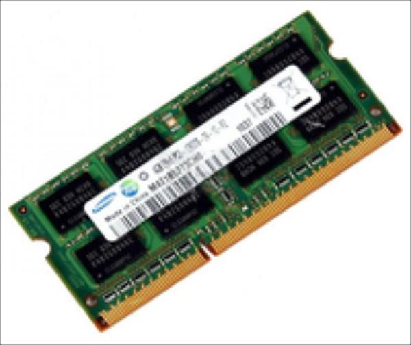 Samsung SO-DIMM 4GB PC12800/1600MHz for Macbook Pro operatīvā atmiņa