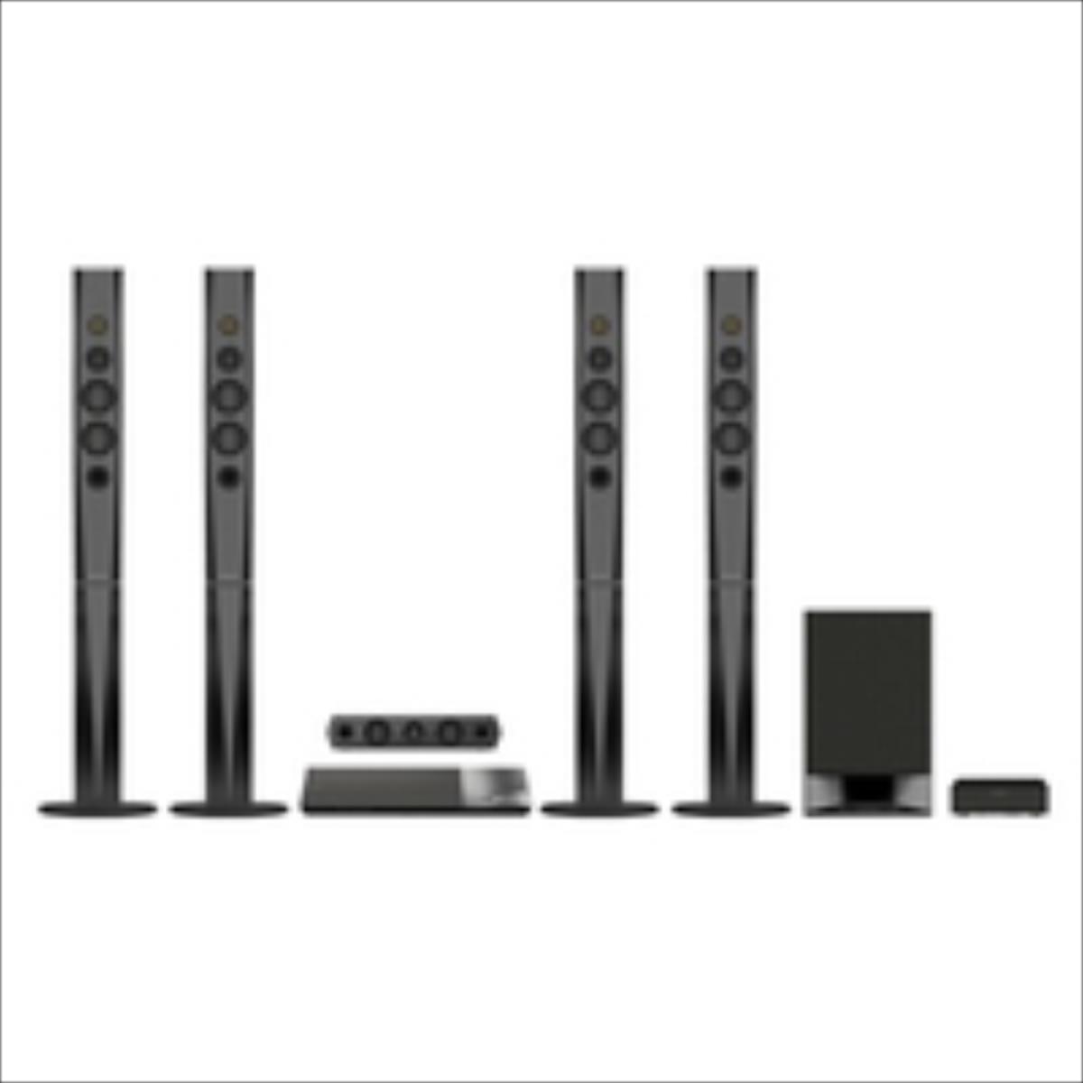 Sony BDV-N9200WB black mājas kinozāle
