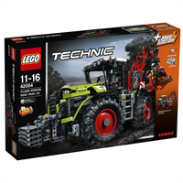 LEGO Claas Xerion 5000 Trac VC V29  42054 LEGO konstruktors