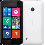 Nokia 530 Lumia white Windows Phone Mobilais Telefons