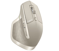 MX Master Wireless Mouse - 2.4GHZ - STONE Datora pele