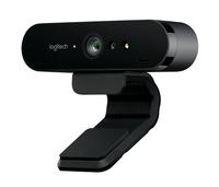 Logitech BRIO 4K Ultra HD-Webcam mit RightLight 3 und HDR web kamera