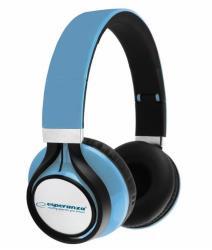 ESPERANZA EH159B FREESTYLE Audio Stereo Headphones with volume control     2m austiņas