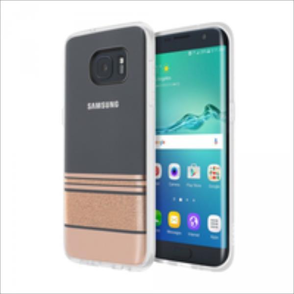 Incipio Wesley Stripes Samsung Galaxy S7 edge (SA-737-RGD) maciņš, apvalks mobilajam telefonam