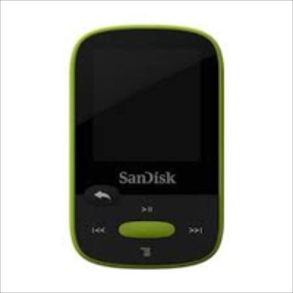 Clip Sport 8GB Lime MP3 atskaņotājs
