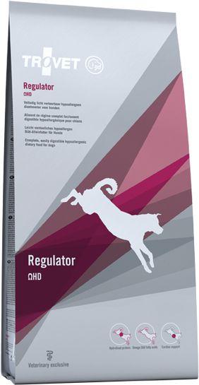 TROVET Regulator OHD - 12.5 kg barība suņiem