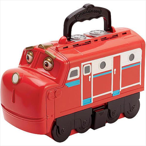 Tomy Chuggington StackTrack Carry Case - Wilson bērnu rotaļlieta