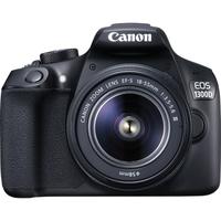Canon EOS 1300D Kit + EF-S 18-55 DC III Spoguļkamera SLR