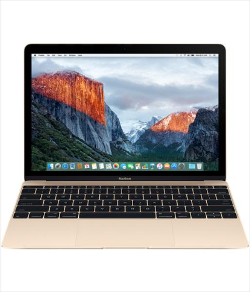 Apple MacBook 12 Retina DC Core M3 1.1GHz/8GB/256GB flash/Intel HD 515/Gold/SWE Portatīvais dators