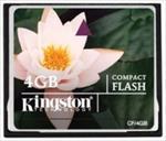 Kingston 4GB CF atmiņas karte