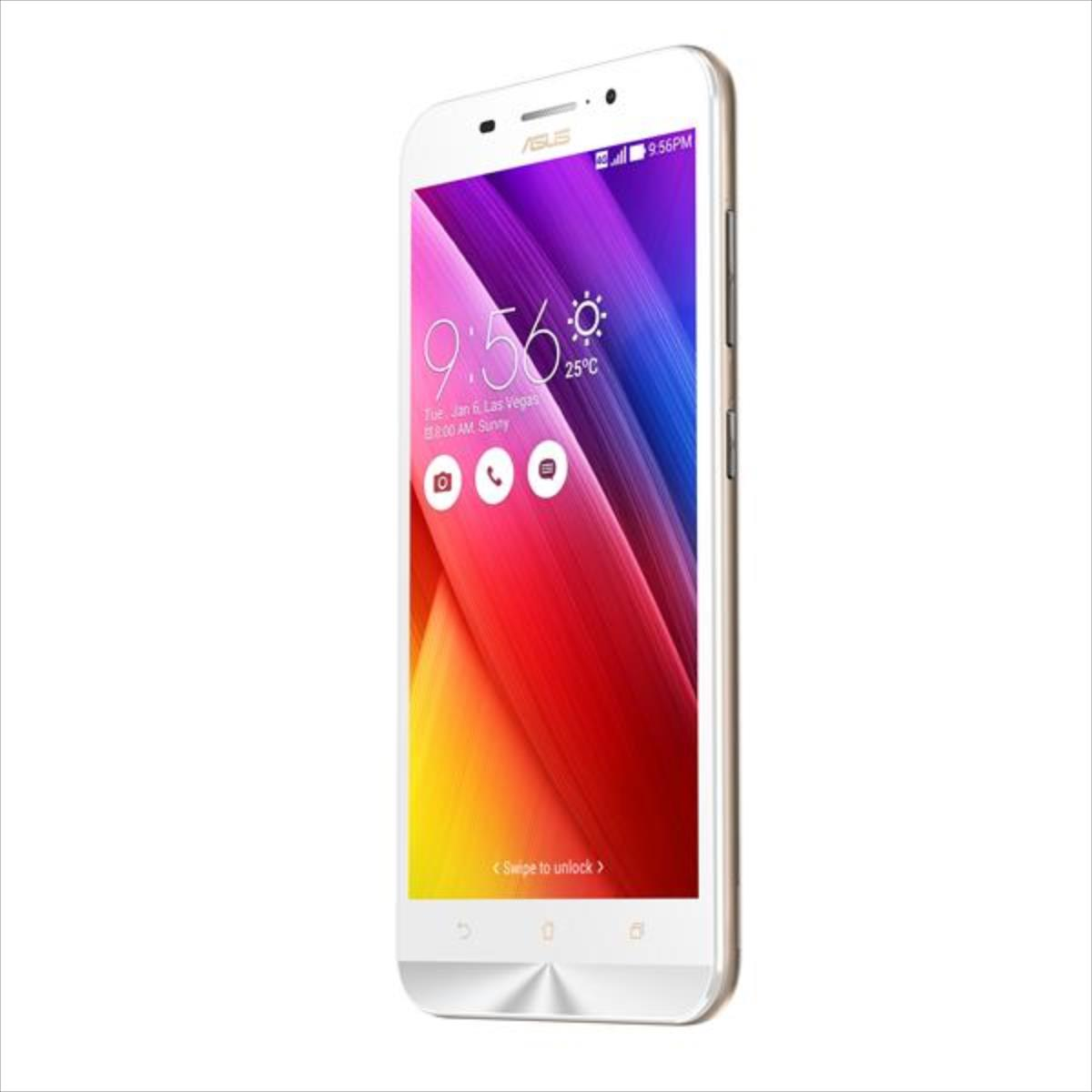 Asus Zenfone Max ZC550KL Dual 16GB white Mobilais Telefons