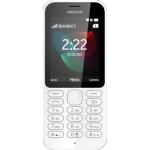 Nokia 222 Dual SIM (White) 2.4