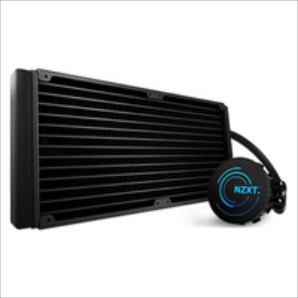 NZXT liquid cooler for CPU/GPU, Kraken X61 ūdens dzesēšanas sistēmas piederumi