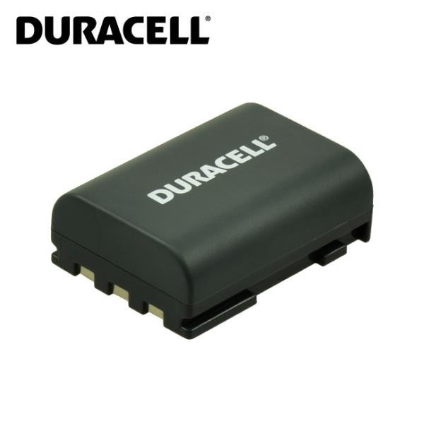 Duracell Premium Analogs Canon NB-2L Akumulātors EOS 350D 400D PowerShot G7 G8 7.4V 650mah