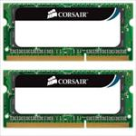 CORSAIR DDR3 1600Mhz 16GB 2x8GB Sodimm operatīvā atmiņa
