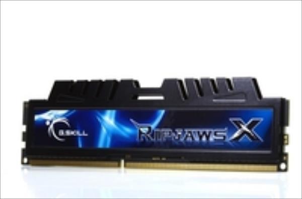 DDR3  8GB PC 1066 CL7  G.Skill KIT (2x4GB) 8GBXH RipjawsX operatīvā atmiņa