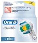 BRAUN el.zobu birstes uzgalis EB 18-2 EB 18-2 CEE mutes higiēnai