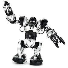 ROBOT/ROBOSAPIEN X CHROME WOWWEE