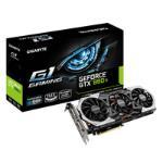 GIGABYTE PCIE16 GTX980TI 6GB GDDR5 video karte