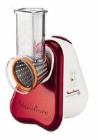 Moulinex DJ756G Fresh Express Plus Elektrisches Schnitzelwerk Zerkleinerer