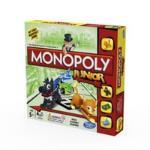HASBRO Gra Monopoly Junior new (PL) galda spēle