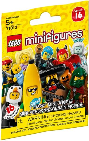 LEGO Minifigures Series 16  71013 LEGO konstruktors