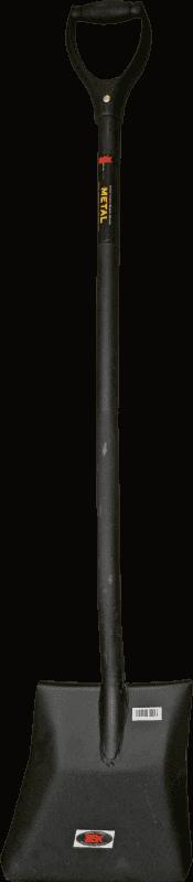 Besk Lāpsta dārza 30x24x126cm tērauda a/k metāla Lāpstas