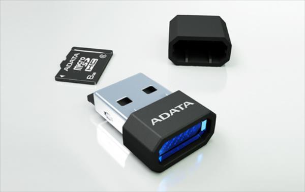 A-Data Premier UHS-I 16 GB, Micro SDHC, 10, USB atmiņas karte