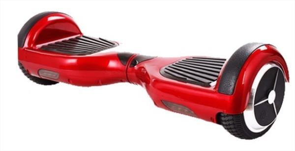 EBoard Classic M01 Red + soma dāvanā Elektriskie skuteri un līdzsvara dēļi