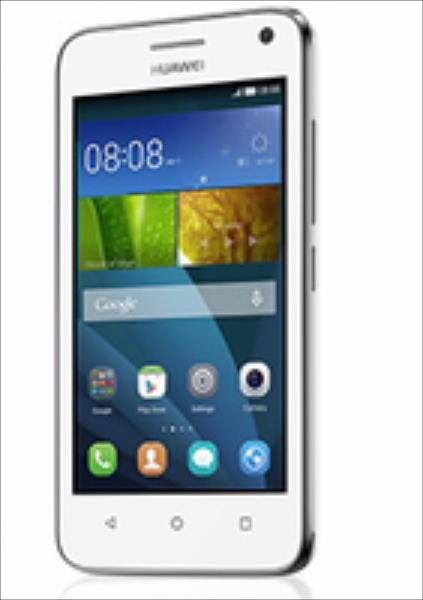 Huawei Ascend Y360 Dual white Mobilais Telefons