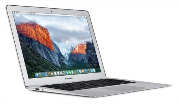 MacBook Air 13 i5 DC 1.6GHz/8GB/128GB flash/Intel HD 6000/INT Portatīvais dators