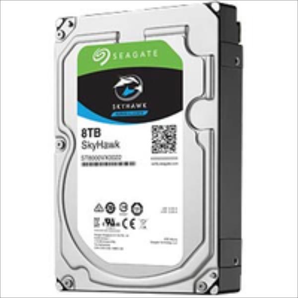 Seagate SkyHawk 3.5'' 8TB 7200RPM SATA3 256MB cietais disks