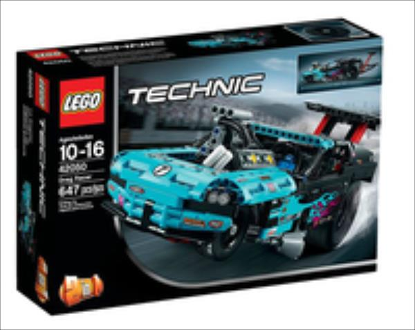 LEGO Drag Racer  42050 LEGO konstruktors