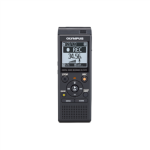Olympus VN-741PC Digital Voice Recorder, Black, with PC Connection, inc. Batteries diktafons