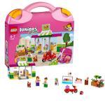LEGO Supermarket Suitcase 10684 LEGO konstruktors